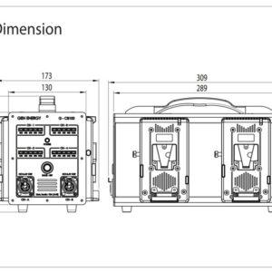 Dimension C100